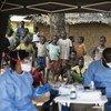 UNICEF inasema watoto wameathirika mno na mlipuko wa Ebola mashariki mwa DRC.