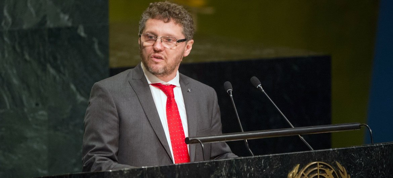 Fabián Salvioli, Rapporteur spécial sur la promotion de la vérité, de la justice, de la réparation et des garanties de non-récurrence