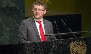 Fabián Salvioli, el Relator Especial de la ONU sobre la promoción de la verdad, la justicia, la reparación y las garantías de no repetición.