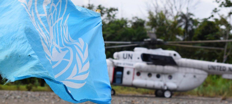 Una de las tareas claves de la Misión de Verificación de la ONU en Colombia es monitorear la reintegración de los miembros de las FARC-EP.