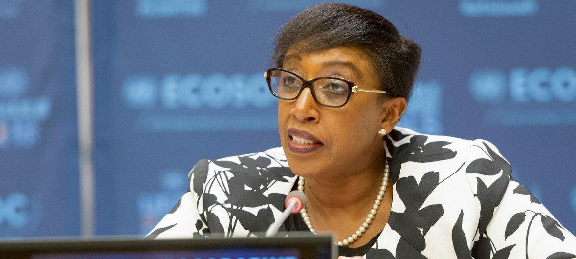 联合国秘书长马里事务副特别代表兼马里稳定团副团长姆巴郎嘎•加沙拉布韦