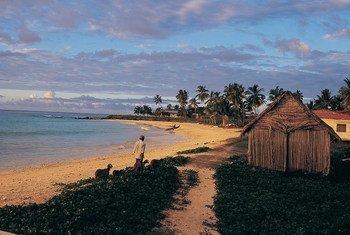 Watu wanaoishi katika visiwa vya Comoro kwenye bahari ya Indi wanahitajhi kuhimili mabadiliko ya tabianchi.