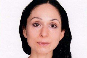 Relatora da ONU para a eliminação da discriminação das pessoas com hanseníase, Alice Cruz.