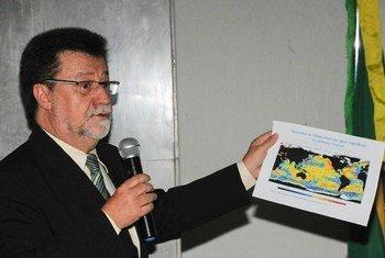 O meteorologista é o coordenador-geral do Centro de Previsão do Tempo e Estudos Climáticos do Inpe.