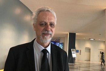Relator especial sobre o direito à água e ao saneamento, Léo Heller.