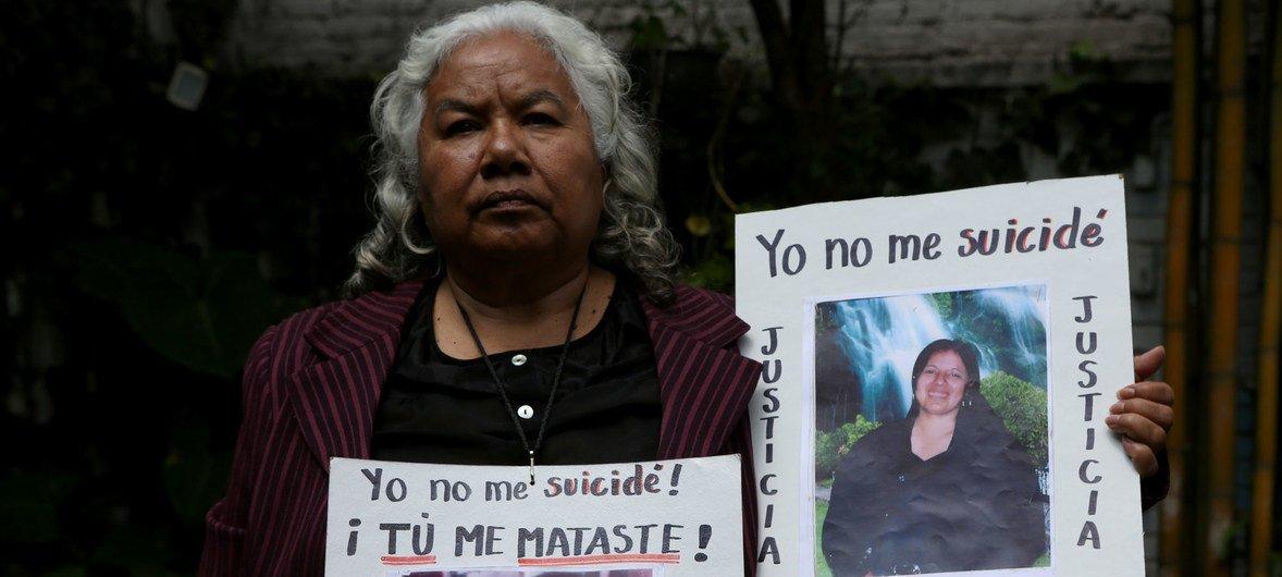 Irinea Buendía ha luchado durante ocho años por justicia por su hija asesinada.