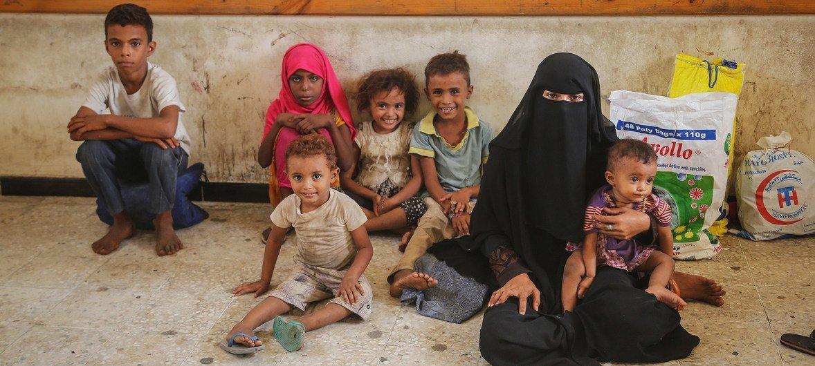 De acordo com a ONU, 14 milhões de pessoas podem passar fome no Iêmen