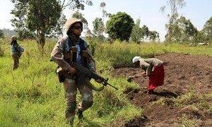 Walinda amani hawa wanawake kutoka Afrika Kusini walioko DRC wanaendesha doria pia mashambani ili kuhakikishia raia usalama