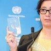Паспорт сотрудницы ООН Эльпиды Роуки был поврежден осколками во время теракта в Багдаде.