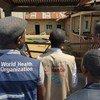 Une équipe de l'OMS déployée en République démocratique du Congo dans le cadre de la riposte à l'épidémie d'Ebola