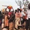 Refugiés congolais à Lunda Norte, en Angola