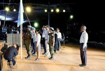 Кофи Аннан в Дили (Восточный Тимор). Архивное фото