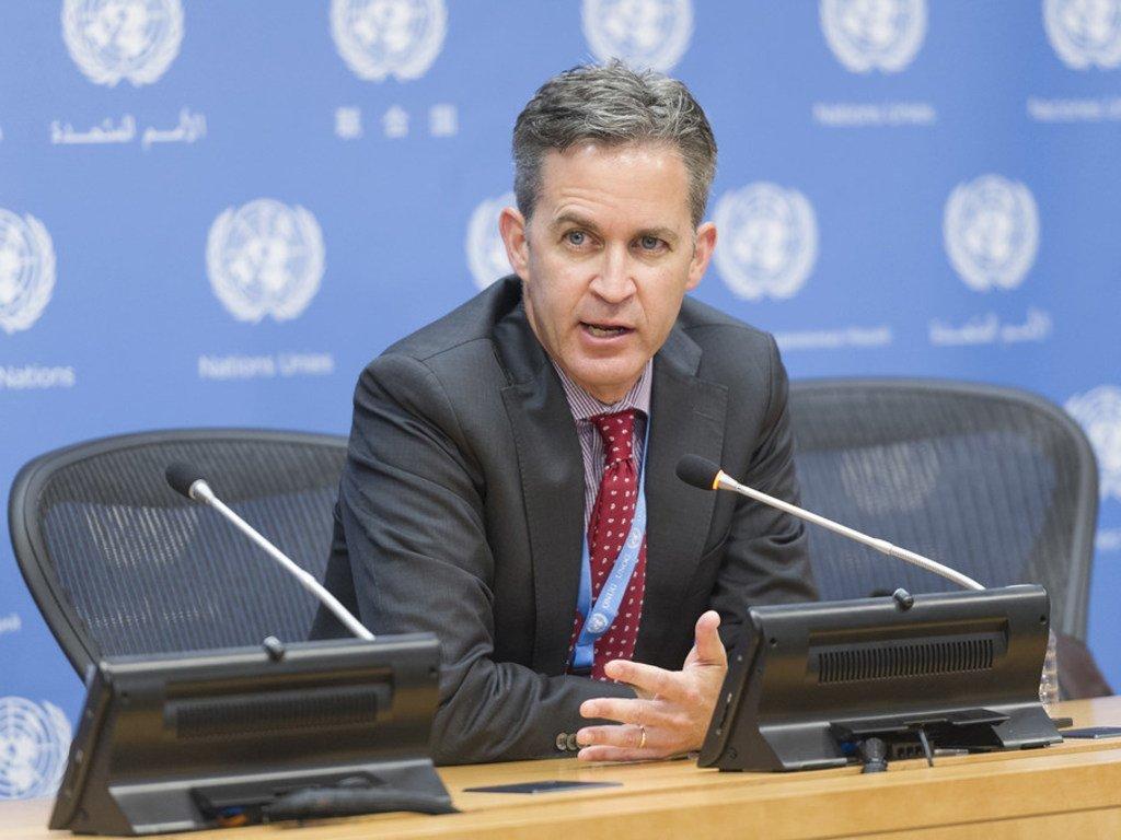 联合国言论自由权特别报告员凯伊。