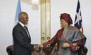 Ziarani nchini Liberia