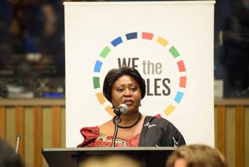 Martha Pobee, Msaidizi mpya wa Katibu Mkuu wa UN katika masuala ya Afrika. (Picha - Maktaba