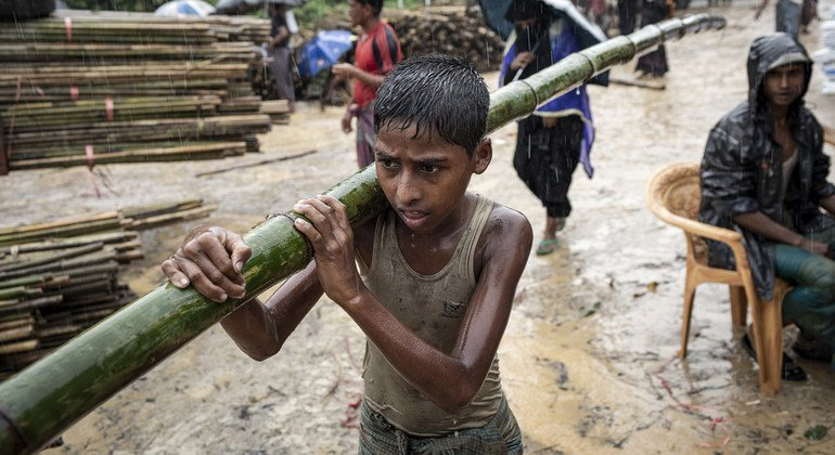 UNICEF warns of 'lost generation' of Rohingya youth, one year after