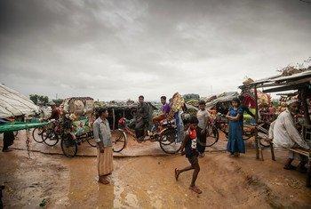 Wakimbizi warohingya bado wanaishi wilaya ya Cox's Bazar nchini Bangladesh miaka kadhaa tangu wakimbie nchi yao ya Mynamar