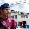 Raia wa Venezuela wanakwenda hadi Tumbes nchini Peru