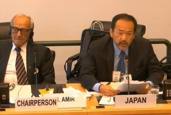 联合国消除种族歧视委员会就日本执行《公约》情况举行审议会议。