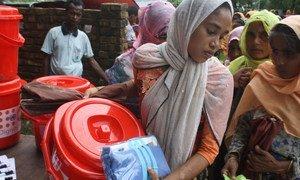 Mwaka mmoja tangu kuanza kwa ghasia nchini Myanmar raia wa kabila la Rohingya wamekimbilia Bangladesh, ambako UNFPA imekuwepo tangu mwanzo wa mzozo kusaidia wanawake na wasichana