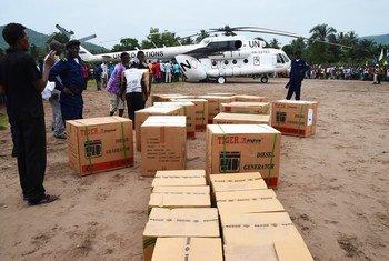 Миротворцы ООН в ДРК оказывают техническую поддержку в организации президентских выборов в стране