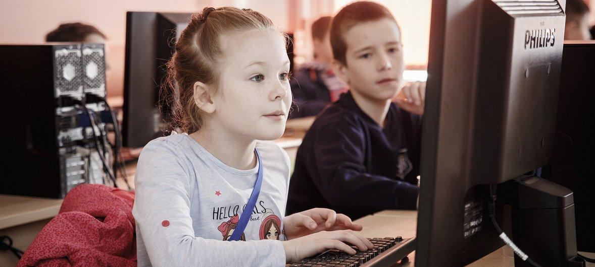 Школа должна готовить детей к жизни в постоянно меняющемся мире.