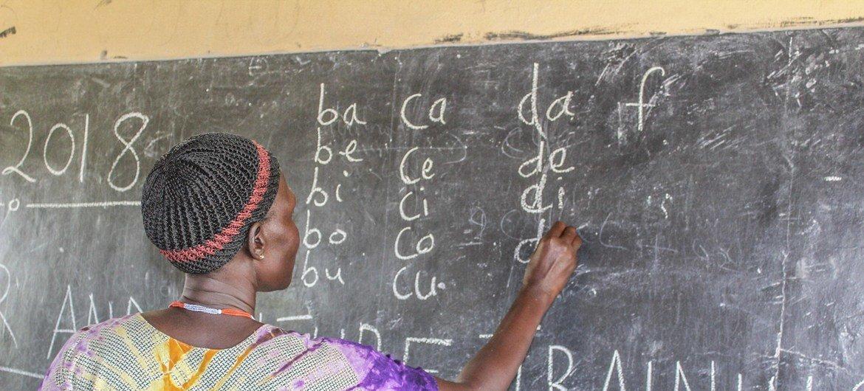 Nos últimos três anos, o número de mulheres com acesso a algum tipo de formação na idade adulta cresceu 59%.