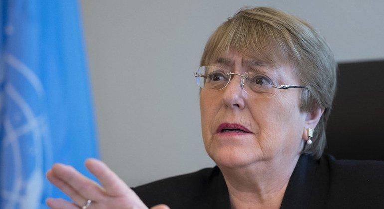 Au Venezuela, la cheffe des droits de l'homme de l'ONU appelle à la libération de tous les opposants détenus