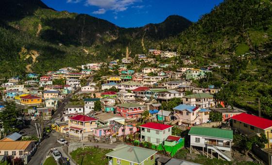 Les îles des Caraïbes ont été à plusieurs reprises affectées par des ouragans dévastateurs.