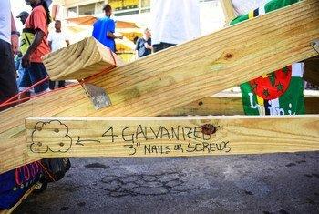 坚持建筑标准是提高建筑物在面对飓风时的抵御能力的关键。