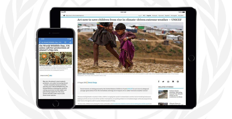UN News on the go | UN News