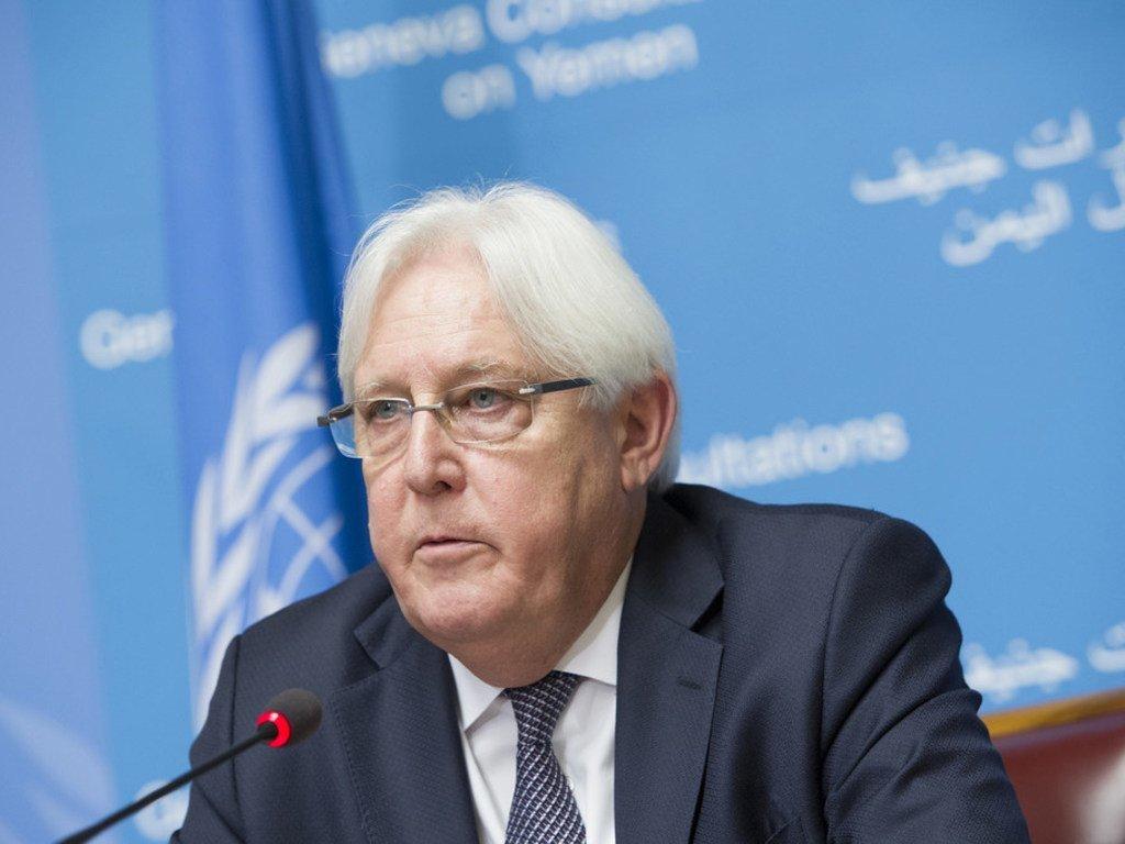 Le Britannique Martin Griffiths sera le prochain chef du Bureau de la coordination des affaires humanitaires des Nations Unies (OCHA)