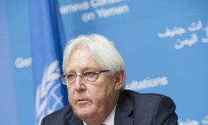 مارتن غريفيثس المبعوث الخاص للأمين العام إلى اليمن