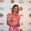 Olivia Wilde participó en la presentación de la colaboración entre la ONU y la serie Thomas y sus Amigos para promocionar los ODS entre los niños