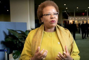 Maria do Carmo Silveira, secretária executiva da Cplp.