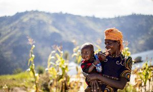 """The poorest and most vulnerable people in Rwanda have benefited from the """"Green Village"""" concept, a Rwandan government initiative which is supported by UNDP and UN Environment, that aims to tackle the African country's growing natural resource challenges, including deforestation, soil erosion, access to water and unsustainable land use."""