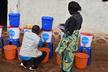 UNICEF inatoa msaada kwa watu mbalimbali pamoja na watoto kufuatia  mlipuko mpya wa Ebola DRC.