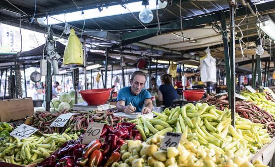 En el mundo se desperdician anualmente 1300 millones de toneladas de alimentos.