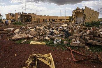 今年6月,萨赫勒五国部队在马里摧毁了一次恐怖主义袭击。