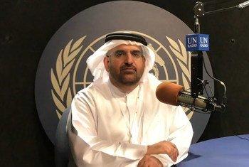 جمال بن حويرب، المدير التنفيذي لمؤسسة محمد بن راشد آل مكتوم للمعرفة