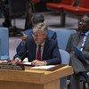 Jean-Pierre Lacroix, Secrétaire général adjoint aux opérations de maintien de la paix, informe le Conseil de sécurité de la situation au Soudan et au Soudan du Sud.