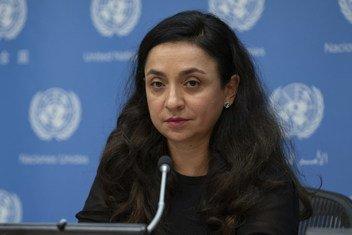 Тереза Касаева, директор Программы ВОЗ по борьбе с туберулезом