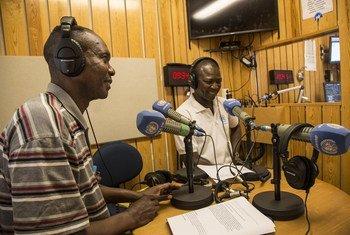 Il y a quatre ans, la radio GUIRA FM fut créée par la MINUSCA afin de promouvoir une culture de paix, la réconciliation et la restauration de l'autorité de l'État