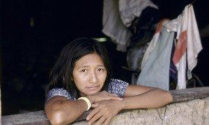 En 104 países de ingresos medios y bajos, 662 millones de niños y niñas son considerados multidimensionalmente pobres.