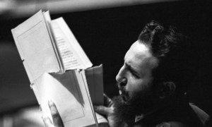 Fidel Castro en la Asamblea General el 26 de septiembre de 1960.