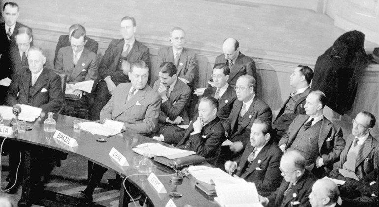 A los 75 años de la primera Asamblea General de la ONU, la lucha contra el cambio climático y la pandemia son prioridad