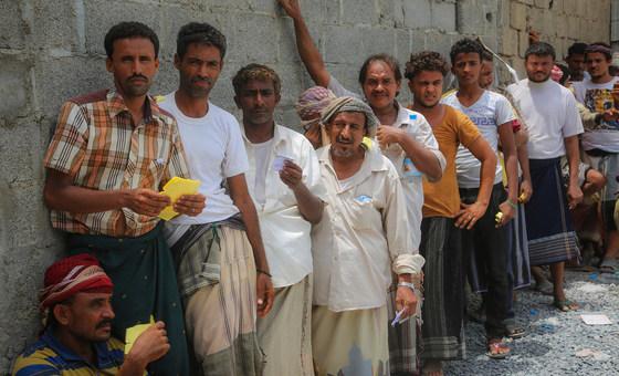 O Iémen vive a pior crise humanitária do mundo.