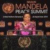 AONU realça o papel do relatório coordenado pela ativista social moçambicana Graça Machel publicadoem 1997