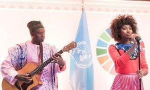 Inna Moja mwanamuziki kutoka Mali