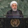 Президент Ирана Хасан Роухани на 73-й сессии Генеральной Ассамблеи ООН